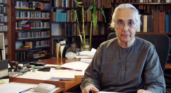 Romila Thapar spreads fake news about Nationalism and Hindu history on NYT