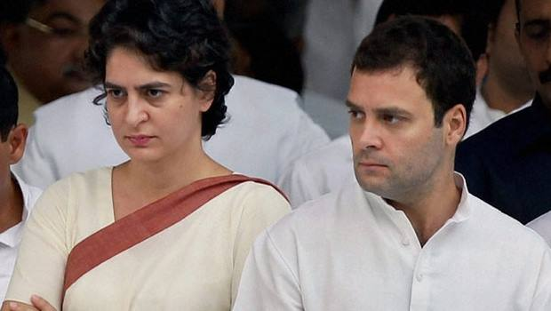 Five reasons for the decline of the Congress party - Opindia News