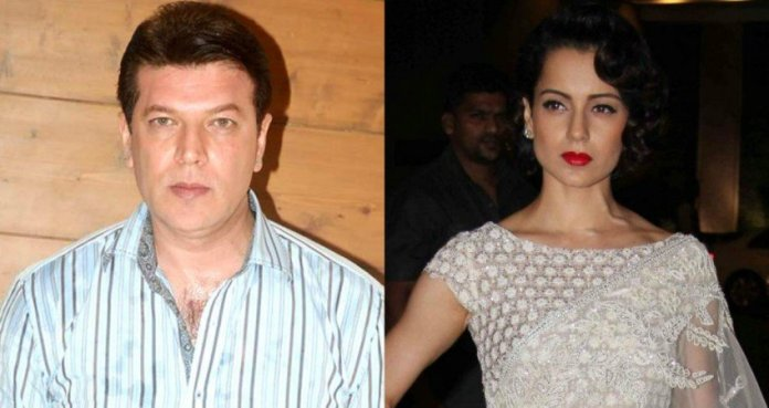 FIR filed against Aditya Pancholi under rape charges against Kangana Ranaut