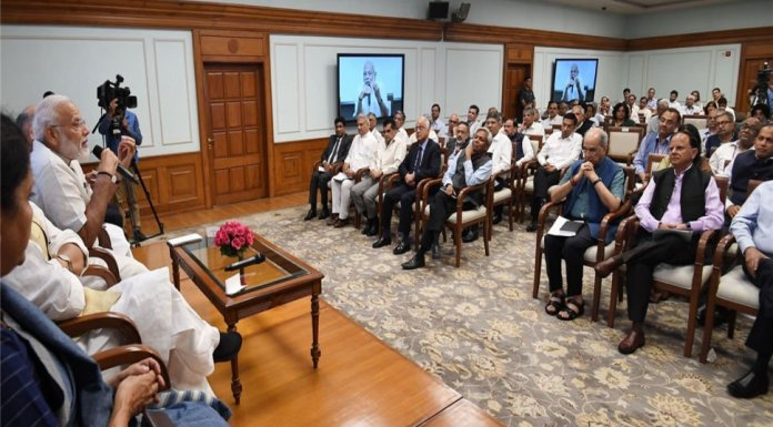 PM Modi meets secretaries to the government of India seeking 5-year plan for each Ministry