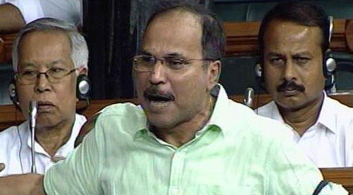 Adhir Ranjan Chowdhury makes offensive remarks against PM Modi