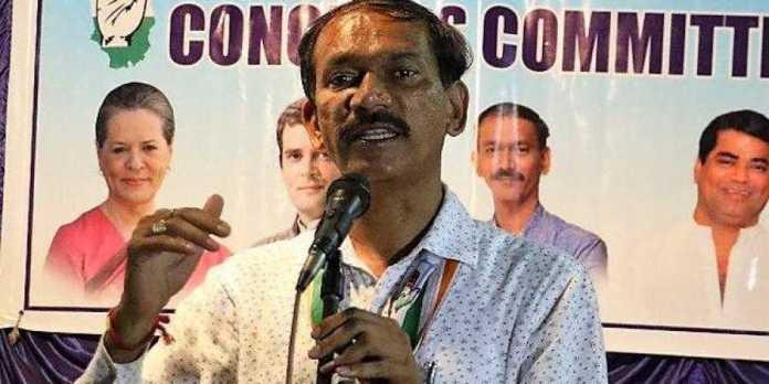 Girish Chodankar says BJP is using huge amounts of money and political pressure to lure Congress MLAs