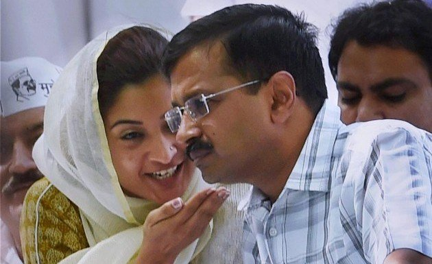 Alka Lamba expresses her disappointment with AAP supremo yet again