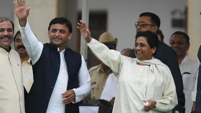 SP and BSP may be on the verge of ending the alliance, albeit temporarily
