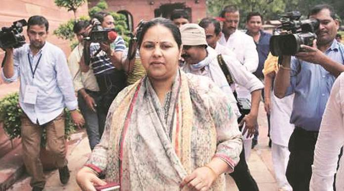 Misa Bharti refuses to release funds for approved projects after a humiliating Lok Sabha drubbing