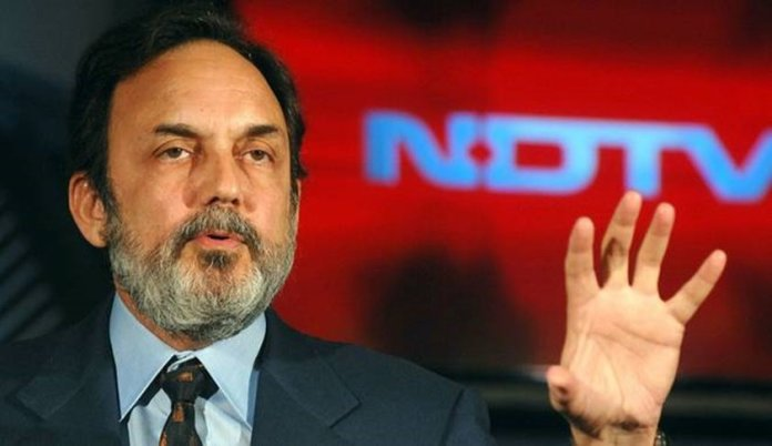 Caught being Pakistan's mouthpiece, NDTV lies again