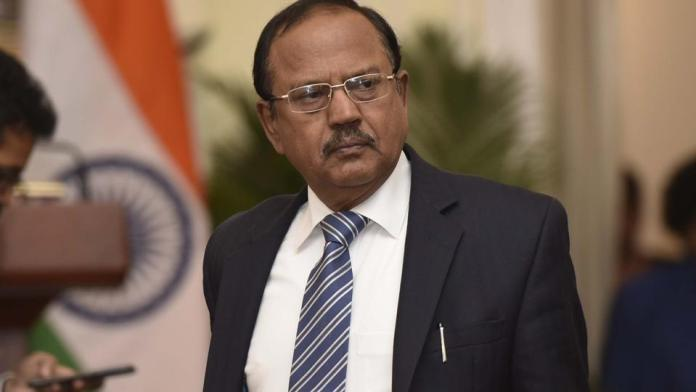Ajit Doval continues as NSA, gets a cabinet rank for his services