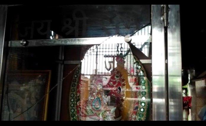 Muslim man attacks Hanuman temple