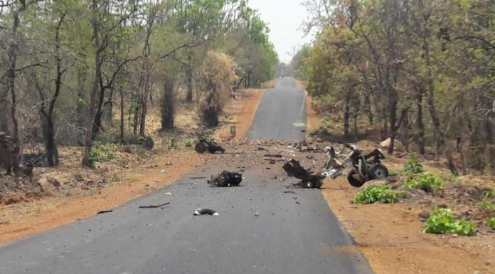 NCP leader arrested over alleged involvement in May 1 IED blast case in Gadchiroli