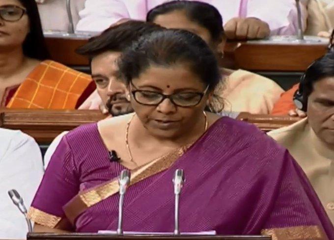 FM Nirmala Sitharaman said that India will become a 3 trillion USD economy this year itself