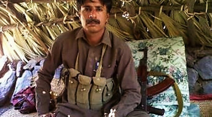 Exclusive interview with BLF chief Dr Allah Nazar Baloch with OpIndia