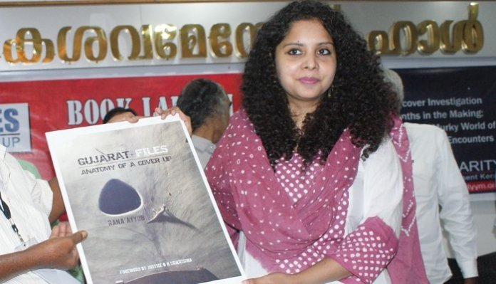 Amethi Police ask Rana Ayyub to delete her hate-mongering tweet, later delete their own tween and block her