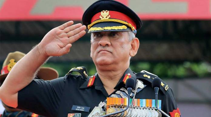 General Rawat stated that any misadventure by Pakistan will be given adequate response