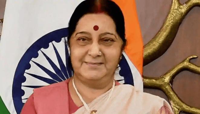 Sushma Swaraj shuts down trolls