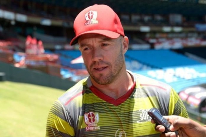AB de Villiers, former South African cricketer