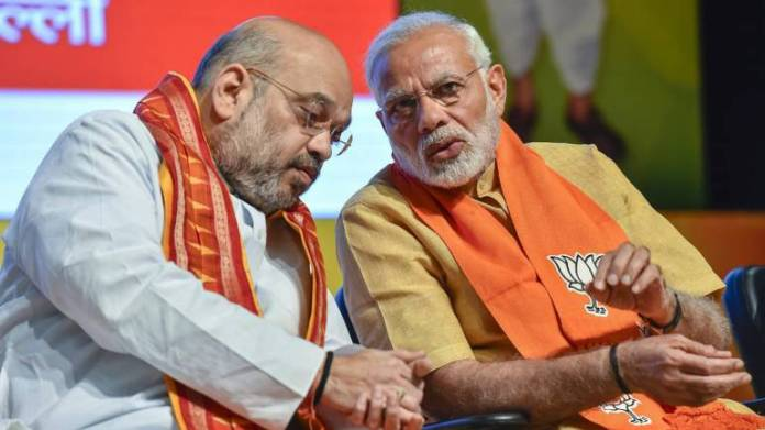 The changing CMs of BJP