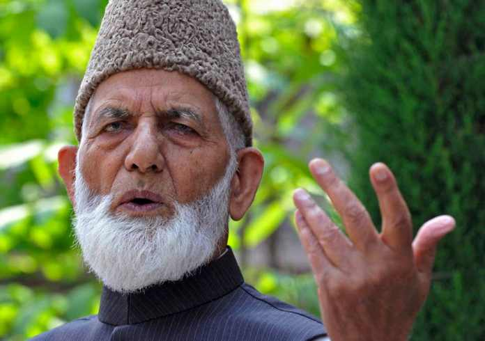 2 BSNL officers sacked for providing Geelani with an Internet link amidst clampdown