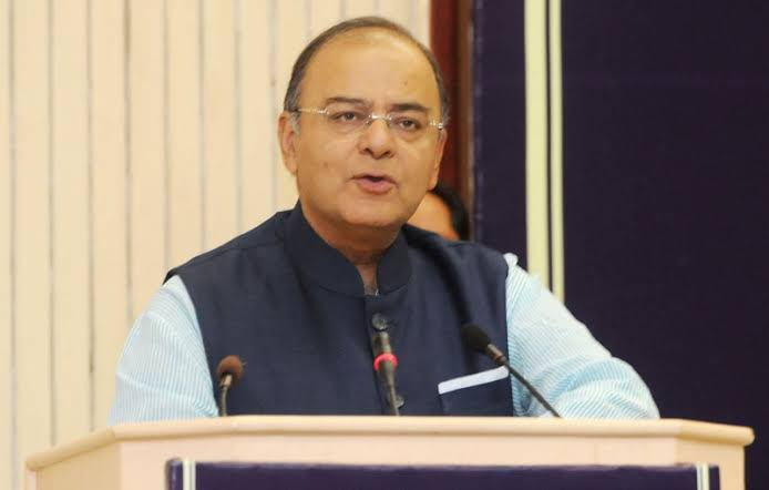 Pakistanis and some 'peaceful' Indians unite to celebrate the death of former Union Minister Arun Jaitley