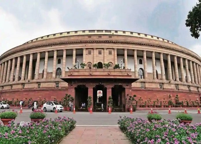 Lok Sabha employee tests coronavirus positive