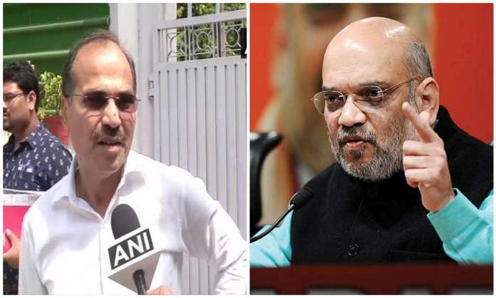 Congress had kept Sheikh Abdullah in jail for 11 years, we will not go tho that level, says Amit Shah to Congress