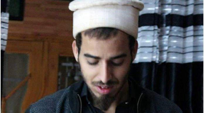 Pro-Pak journalist Qazi Shibli