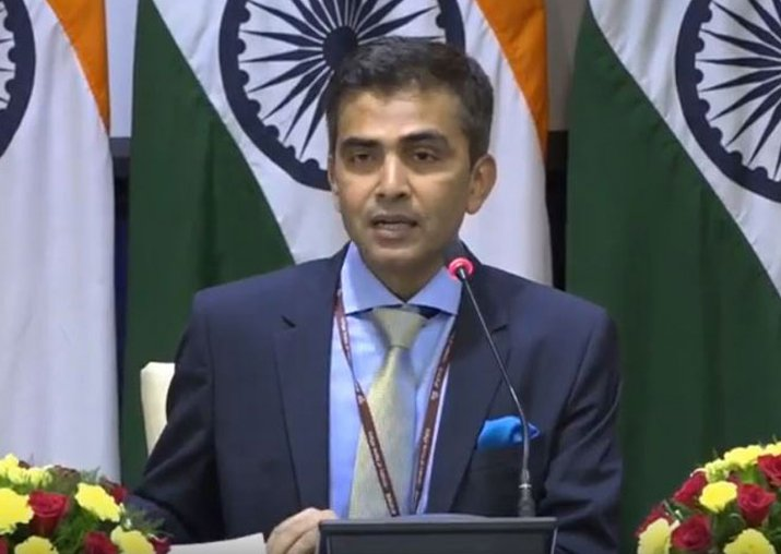 Can't form a nation by creating website: MEA confirms cancellation of Nityananda's passport, comments on his bizarre claims