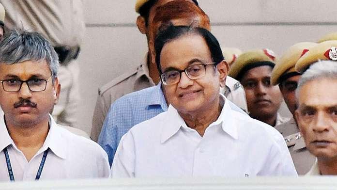 P Chidambaram to remain in the CBI custody till September 5