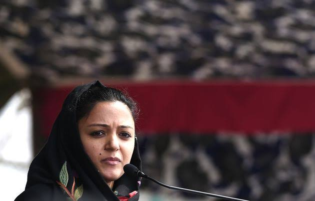 Shehla Rashid booked for sedition for her slanderous tweets against the Indian Army