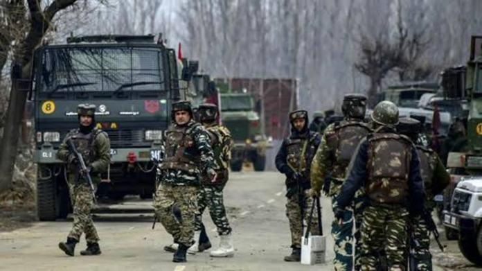 8 Lashkar terrorists caught in Jammu and Kashmir