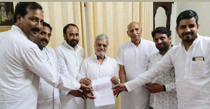 6 BSP MLAs in Rajasthan meet speaker CP Joshi to merge legislative party with Congress