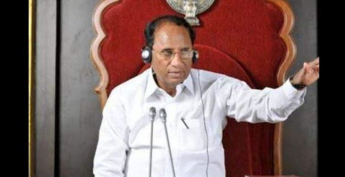 Former Andhra Pradesh assembly speaker K Siva Prasad Rao allegedly committed suicide