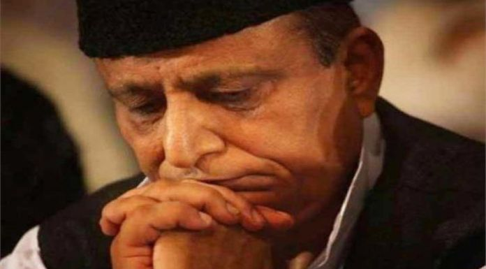 Samajwadi Party leader Azam Khan now booked for electricity theft