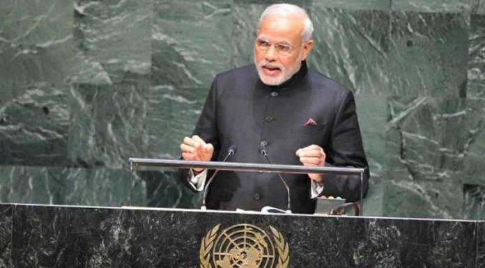PM Modi to address UNGA session in New York on 27th September 2019