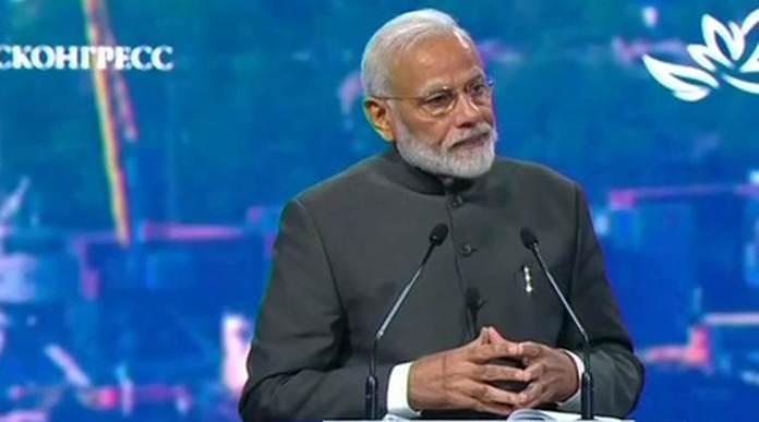 PM Modi addresses the Plenary Session of 5th Eastern Economic Forum in Vladivostok, Russia