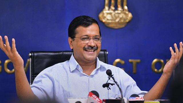 Arvind Kejriwal says if NRC is implemented in Delhi, Manoj Tiwari will be the first one to leave Delhi