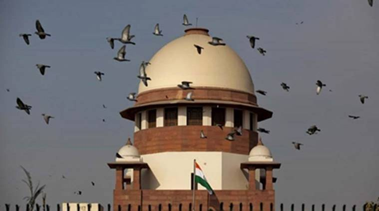 Bag making hissing sound leads to bomb scare in Supreme Court