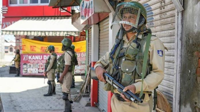 The United States voiced fears of terror attacks in India from Pakistan