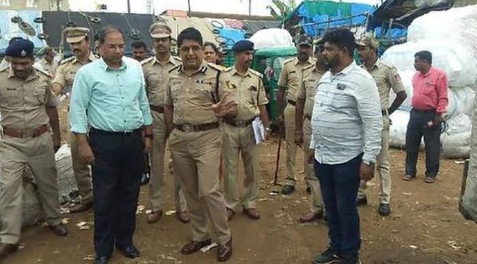 Police caught 60 illegal Bangladeshi immigrants from Bengaluru