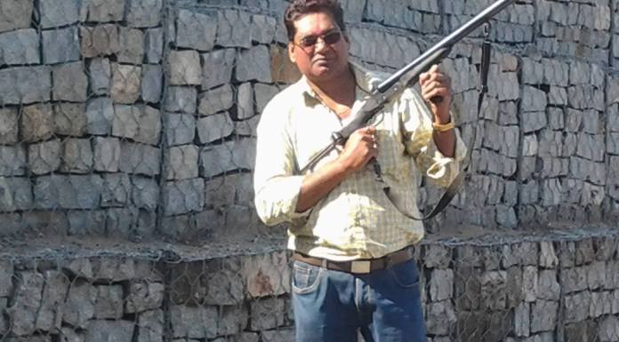 Congress leader in Chaibasa, Jharkhand jailed over illegal weapon after Facebook post