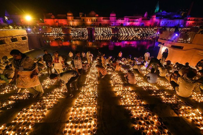 UP government declares Ayodhya Deepotsav as 'state fair', over 5 lakh Diyas to be lit this Diwali