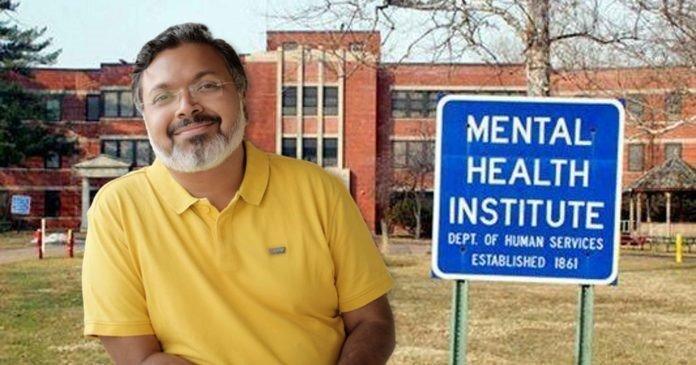 psychiatrist appointment for Devdutt Pattanaik
