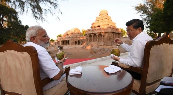 PM Modi and Chienese president Xi Jinping held bilateral meetings in the sidelines of the BRICS Summit in Brasilia