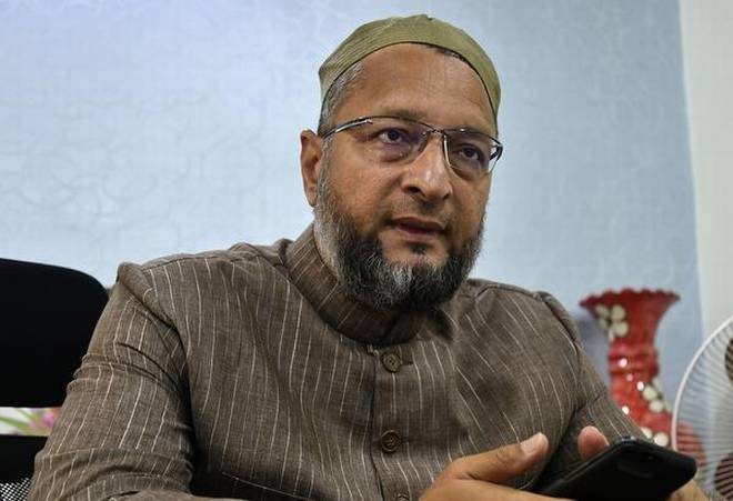AIMIM chief Asaduddin Owaisi mocks Hindus for following the ritual of lemon and chilli