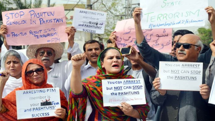 Pashtun protests