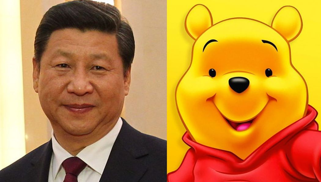 China has banned Winnie the Pooh for comparison with Xi Jinping