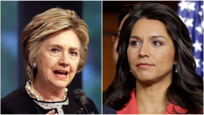 Tulsi Gabbard responds to Hillary Clinton's 'Russian asset' allegations, calls her the 'Queen of Warmongers'