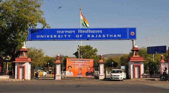 Rajasthan University denies space to Veer Savarkar