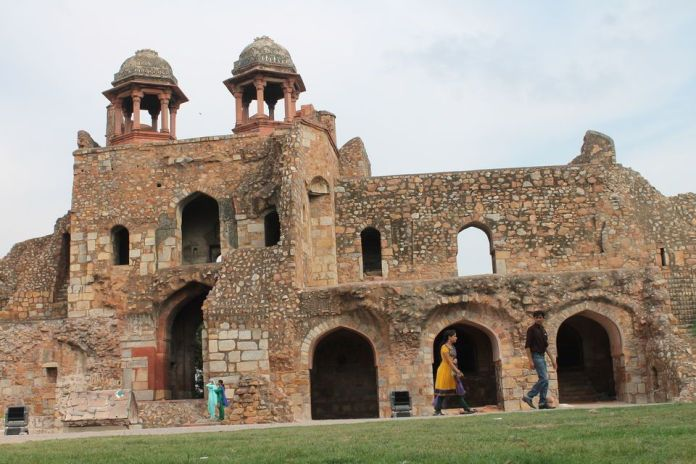 ASI to carry out excavations at Delhi's Purana Qilla site