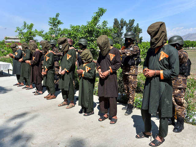 ISIS terroists set to return to India as Afghanistan mulls over sending the assailants back under extradition treaty