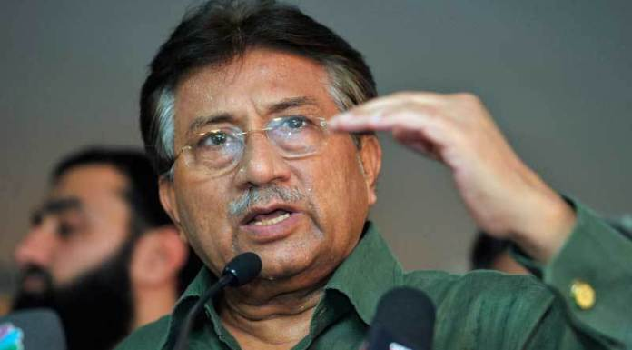 Parvez Musharraf says Pakistan has bee training and sending terrorists into India and Afghanistan